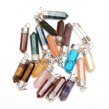 Exclusive gemstone pendants at wholesale prices agate export gemstone pendants aloadofball Image collections